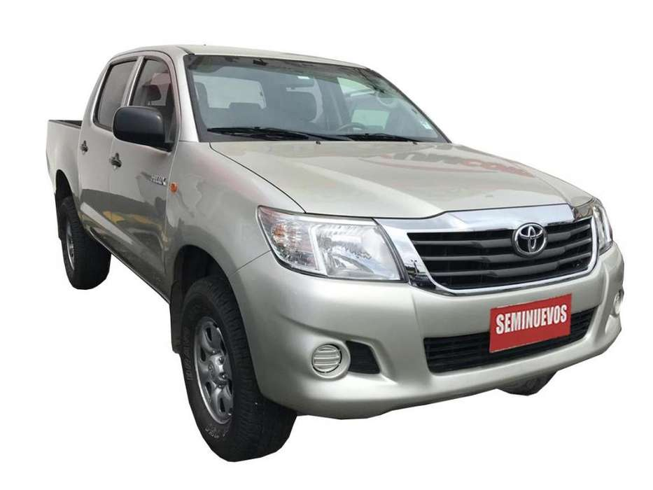 Toyota Hilux 2013 - 276473 km