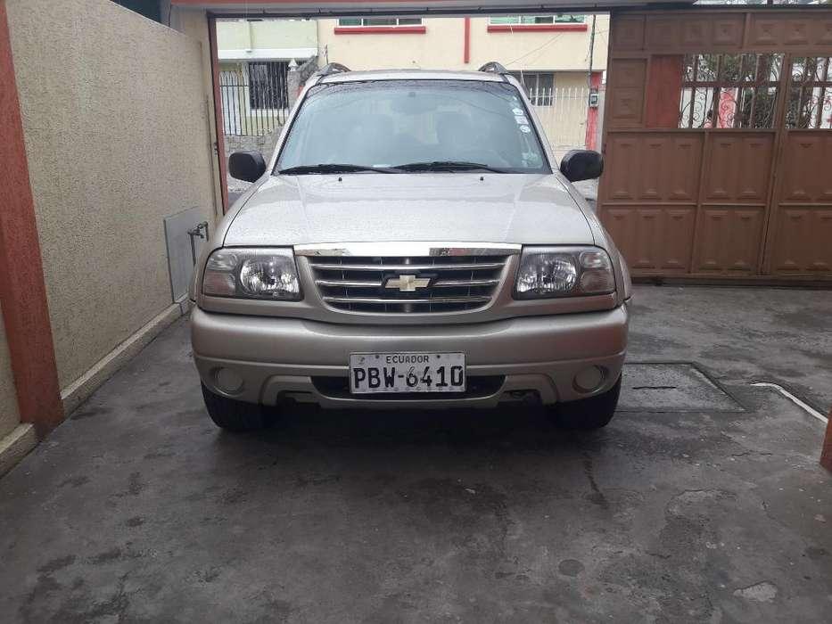 Chevrolet Grand Vitara 2013 - 73000 km