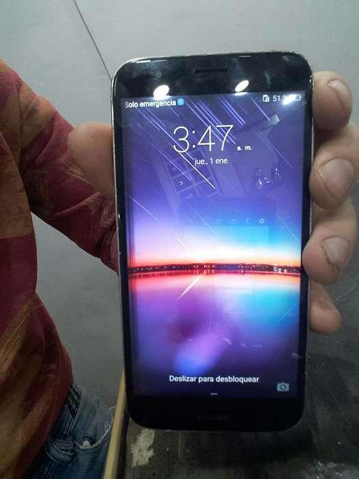 Huawei G8 con Detalle