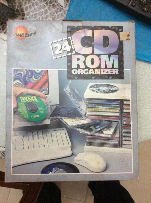 organizador de CD como nuevo Cd room DVD estan organizador en caja envio toda colombia 3005699844 whatsapp