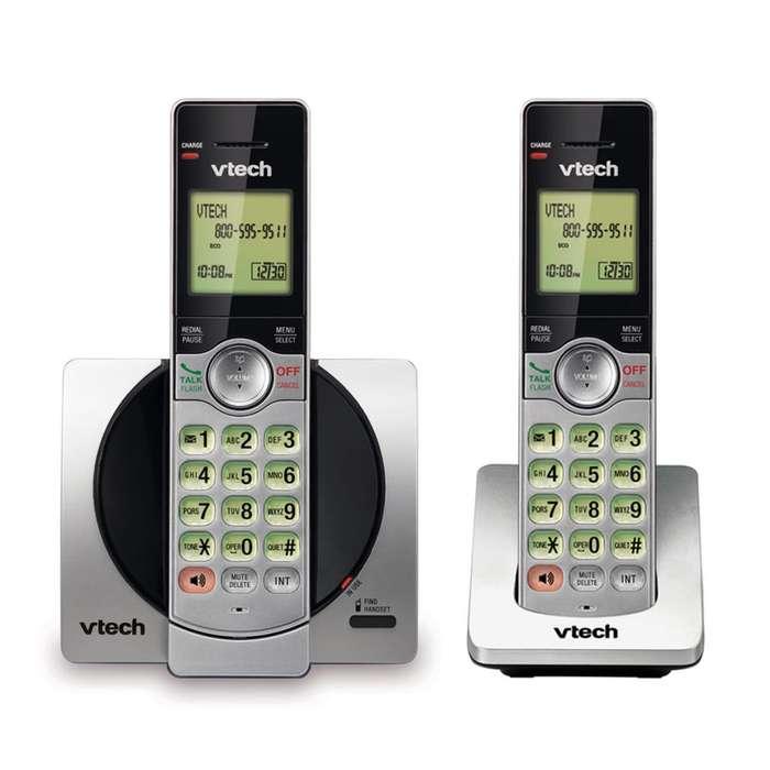 Telefono Inalámbrico Vtech Cs69192 Dect6.0 2auriculares
