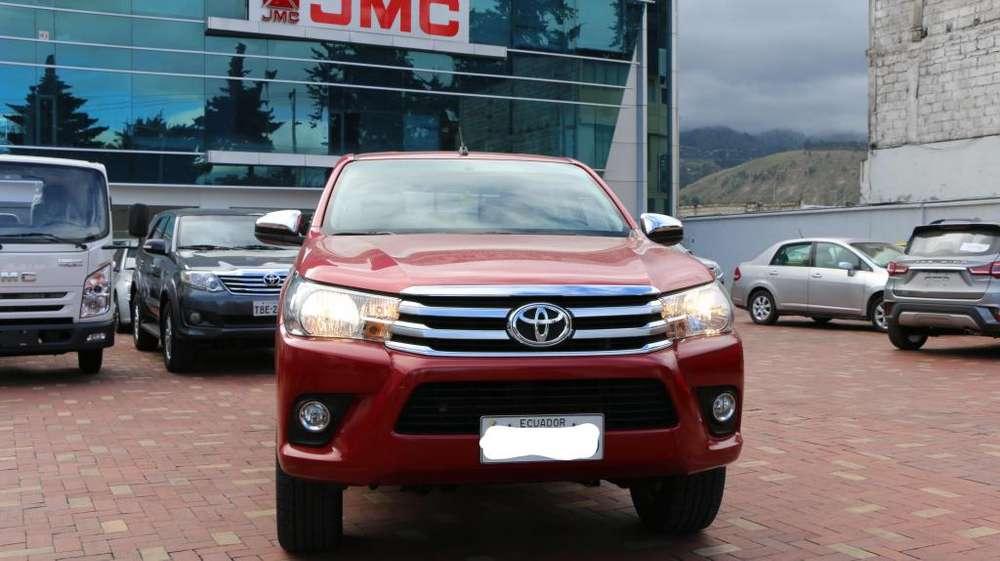 Toyota Hilux 2016 - 27000 km