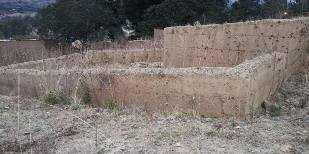 Ocasión Vendo Terreno en Andabamba