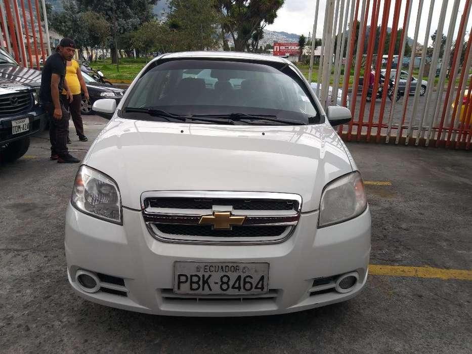 Chevrolet Aveo 2011 - 180000 km