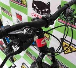Oferta Bicicleta de Montaña Aro 26 , frenos de disco rin 26 , suspension.
