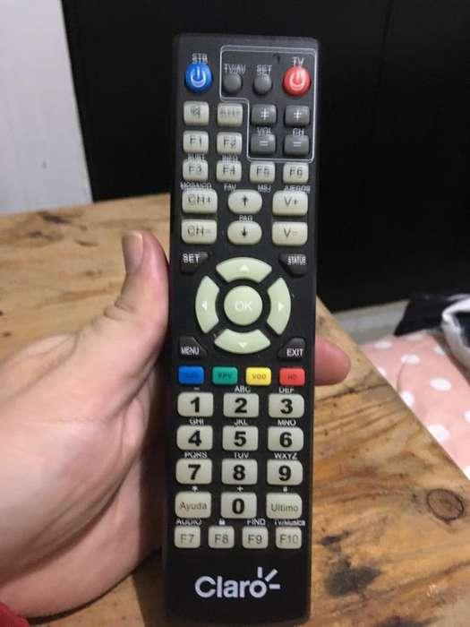 Vendo Control Tv Claro