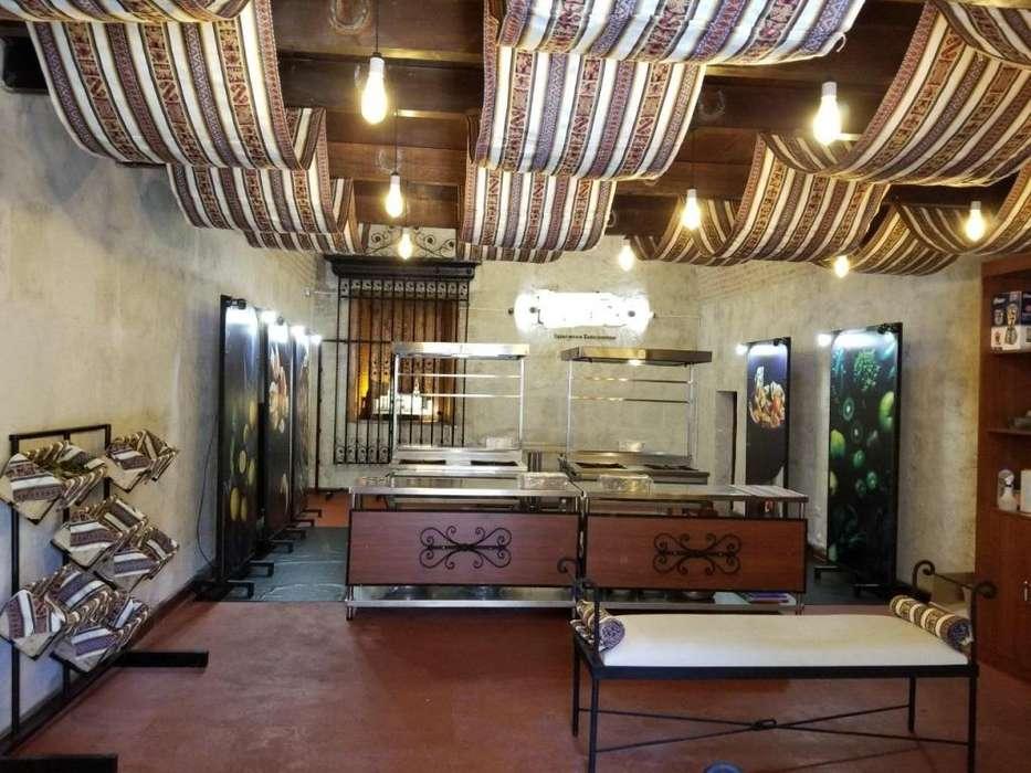 Traspaso escuela de cocina ubicado en pleno centro de la ciudad