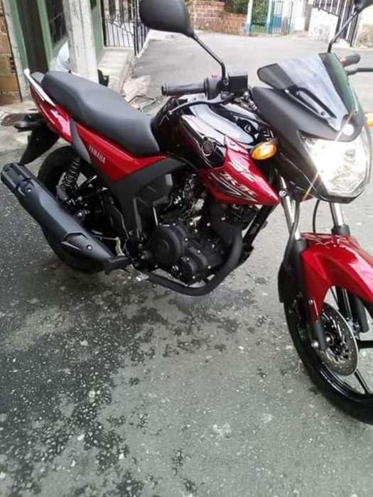 Se Vende Moto Sz
