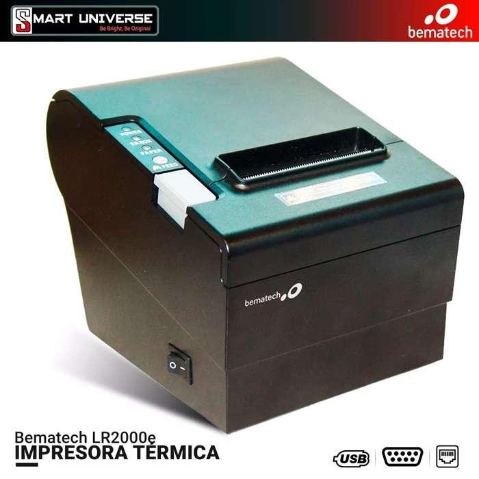 <strong>impresora</strong> Térmica Pos Bematech Lr2000e Térmica Usb Ethernet