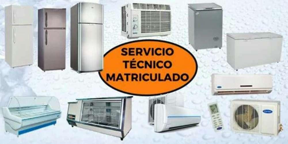 Luis.servicio Técnico en Refrigeración