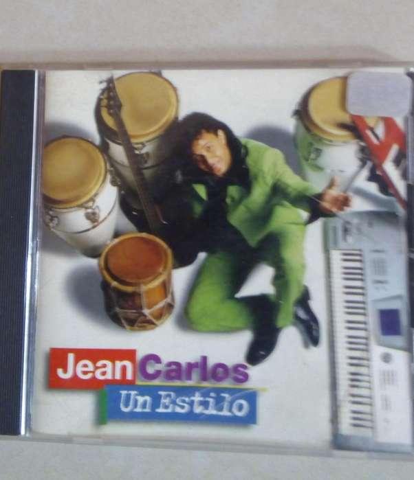 jean carlos un estilo cd