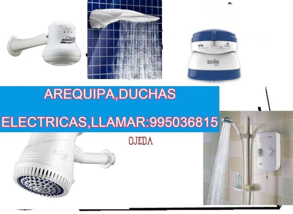 ELECTRICISTA A DOMICILIO CON GARANTÍA.C:995036815,REALIZO INSTALACIÓN Y REPARACIÓN DE DUCHAS ELÉCTRICAS,AREQUIPA,24H
