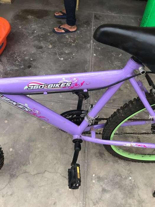Remato Bicicleta Nueva!!!