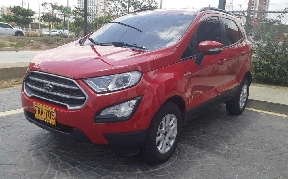 <strong>ford</strong> Ecosport 2019 - 7800 km
