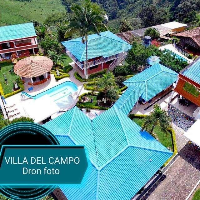 FINCA HOTEL VILLA DEL <strong>campo</strong>