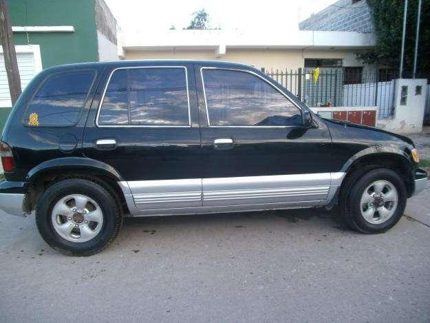 Kia Sportage 1997 - 1000 km
