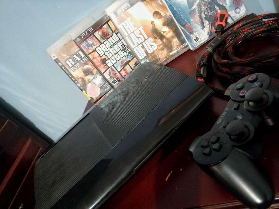 Play Station 3 500gb