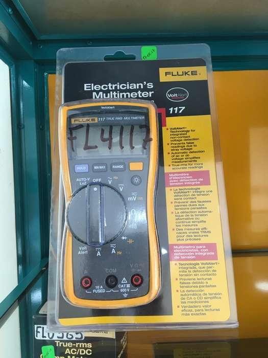 Multimetro Digital Fluke 117
