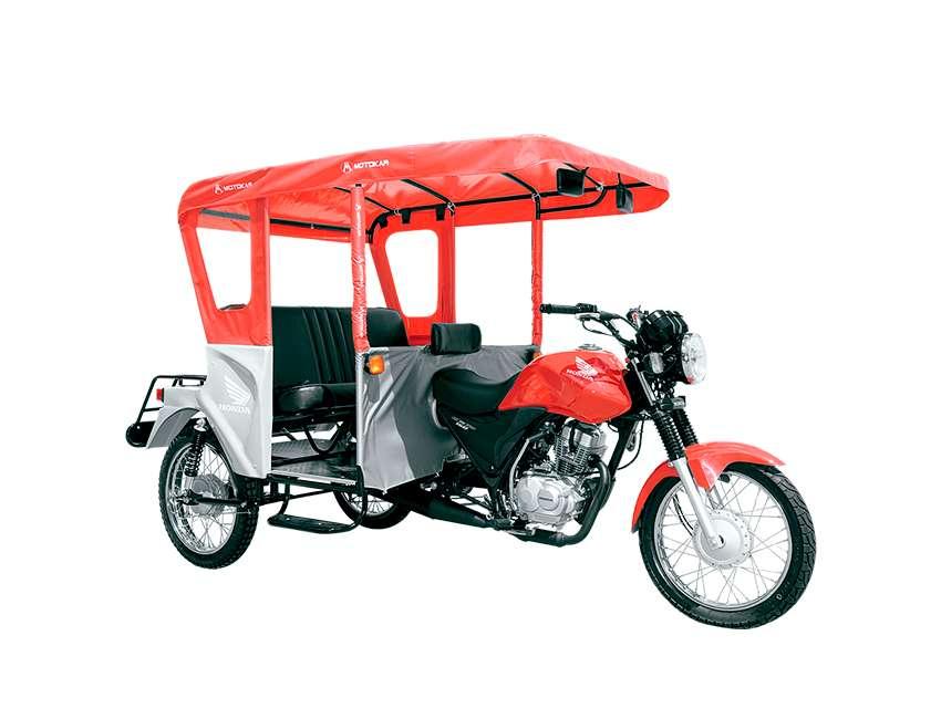 HONDA MOTOKAR NL 150