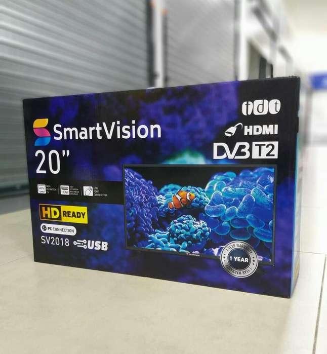 Tv 20 Pulgadas Marca Smartvision