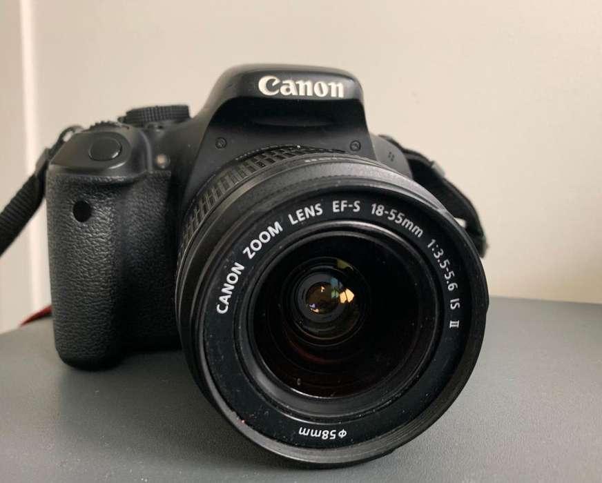 Venta Camara <strong>canon</strong> T3i Bateria-Cargador