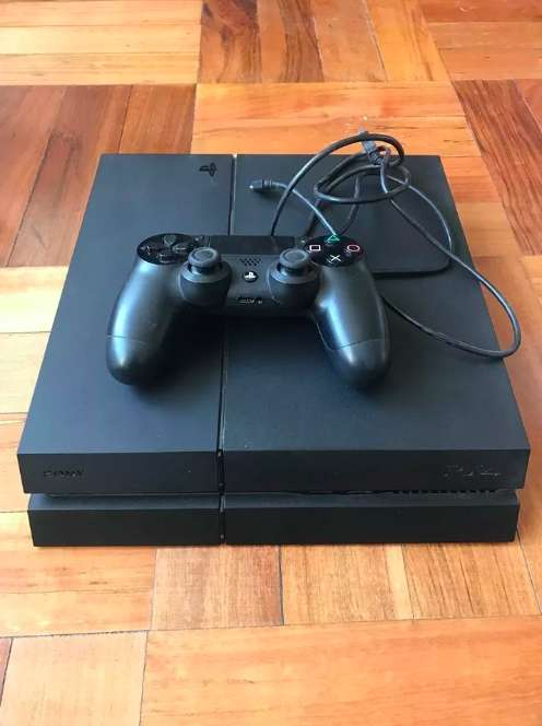 vendo ps4 playstation 4 500gb control y cables