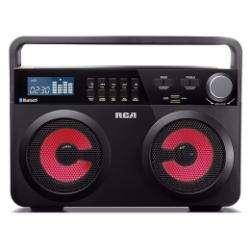 Parlante Portatil Boombox Rca 600w Bt/usb/aux
