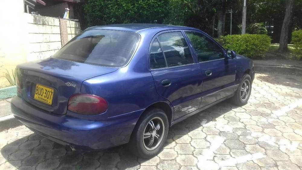 <strong>hyundai</strong> Accent 1996 - 0 km