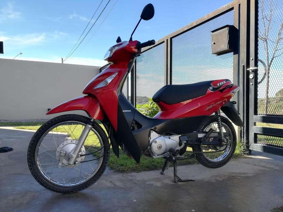 Honda Biz Titular Único Dueño Al Día