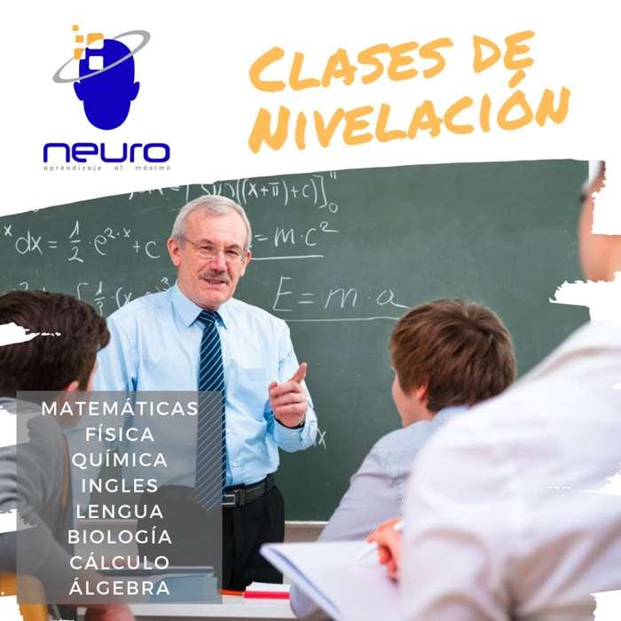 ** CLASES DE MATEMÁTICAS ** CENTRO DE NIVELACIONES ACADÉMICAS ** 0993704159 - 3 661312 ///