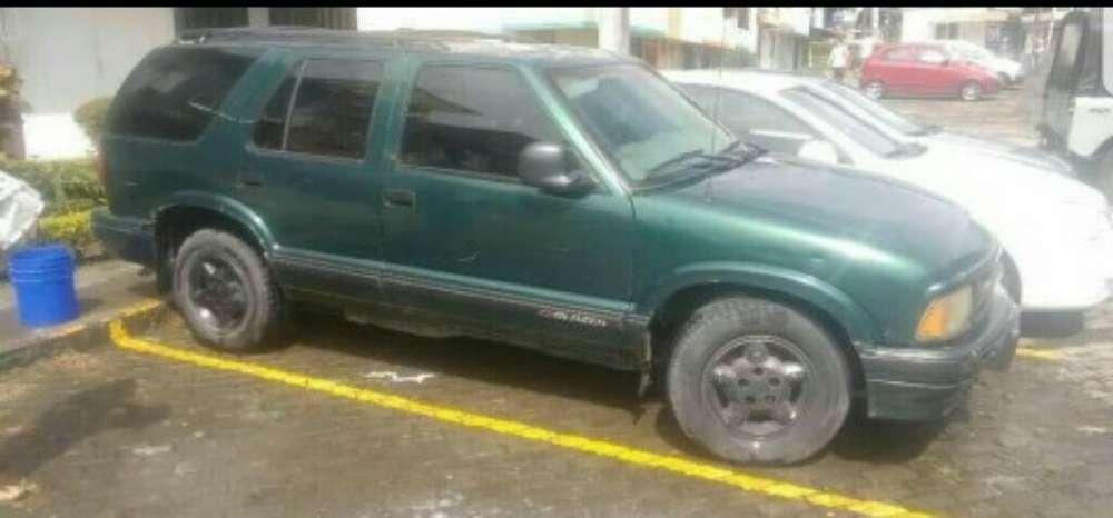 Chevrolet Blazer 1996 - 0 km