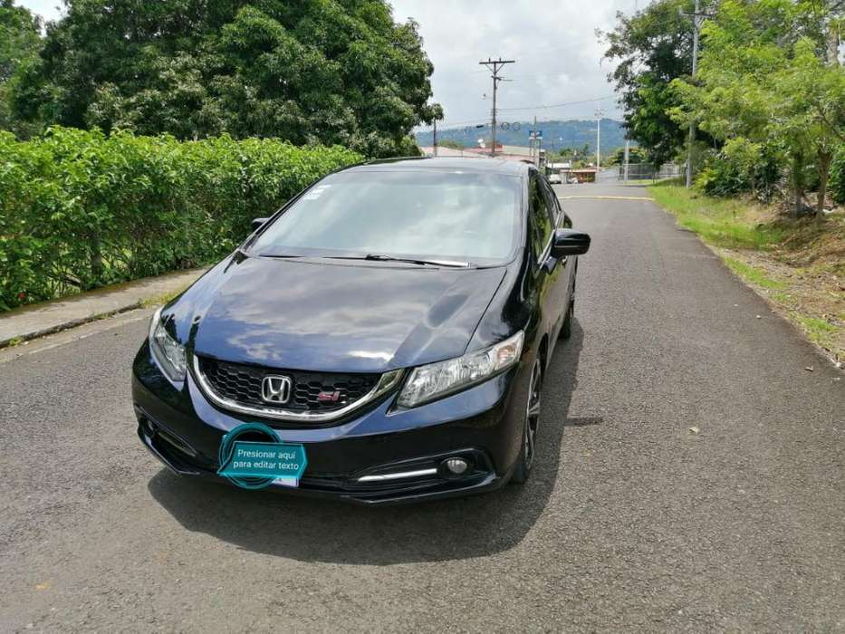 Honda Civic 2014 - 46000 km