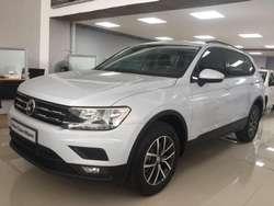 Volkswagen Tiguan Trendline Blanco mod 2018 0km