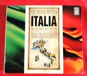 PIU BELLA MUSICA ITALIA COLLEZIONE DEFINITIVA en LA CUMBREPUNILLACBA