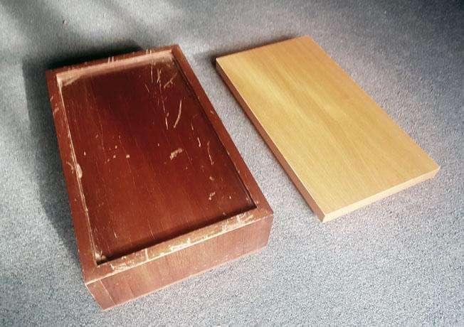Base madera para pc x 2 unidades