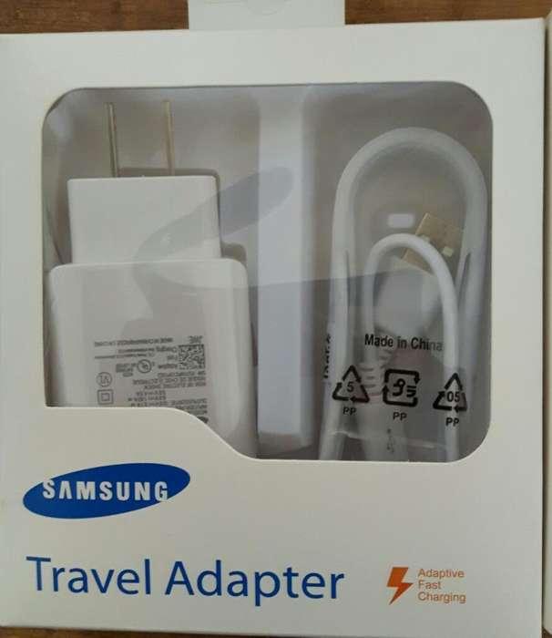 Cargador Ultrarapido Samsung