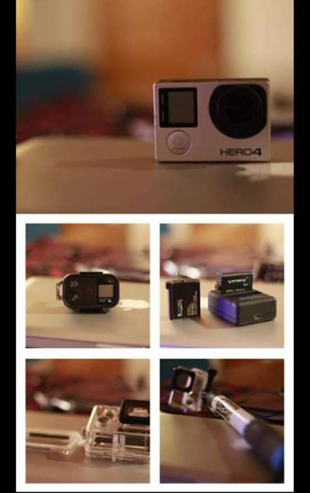 Vendo Gopro Hero4