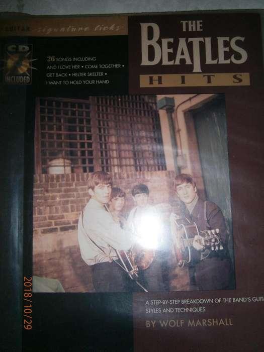 Beatles!!! versiones grabadas para guitarra