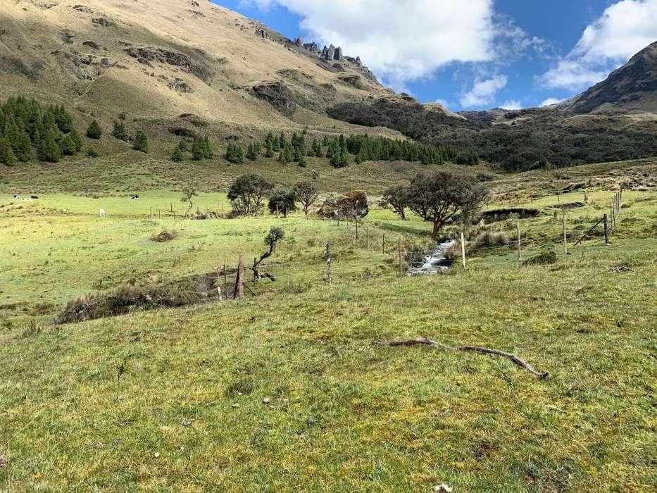Propiedad Ideal para proyecto turistico Cuenca Ecuador