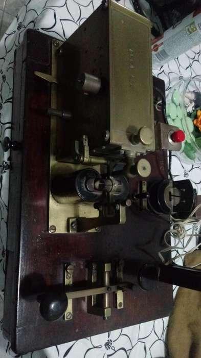 Telegrafo Ferrocarril Antiguo Ingles