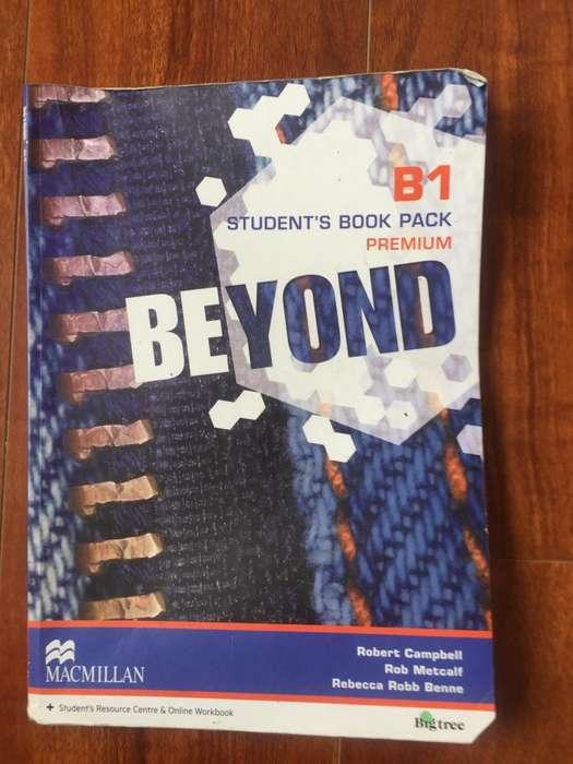 BEYOND B1 STUDENTS BOOK