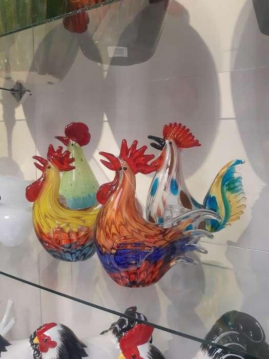 Gallinas Decorativas