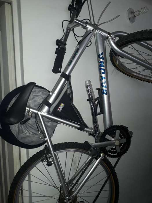 Motivo Viaje Vendo Bicicleta Todo Terren