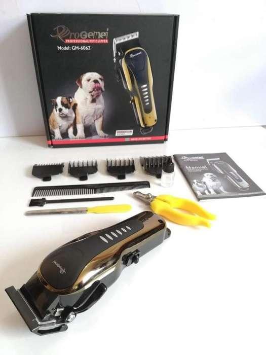 Maquina Peluqueria Canina <strong>perros</strong> ProGemei 6063