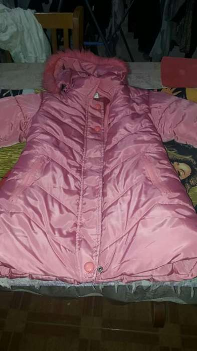 Vendo Campera de <strong>abrigo</strong> Nena Talle 12
