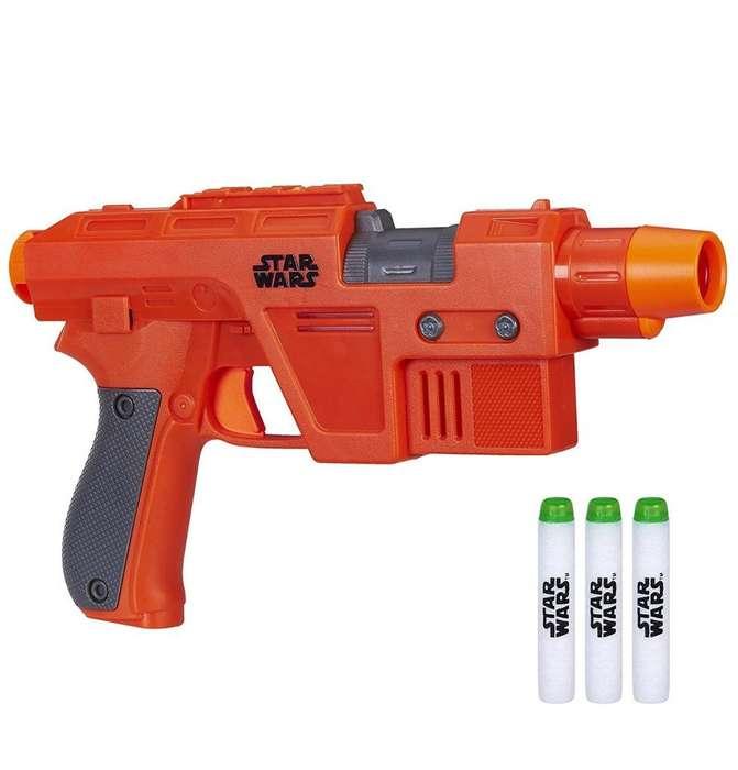 Pistola Nerf Starwars