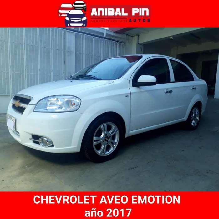 Chevrolet Aveo 2017 - 80000 km