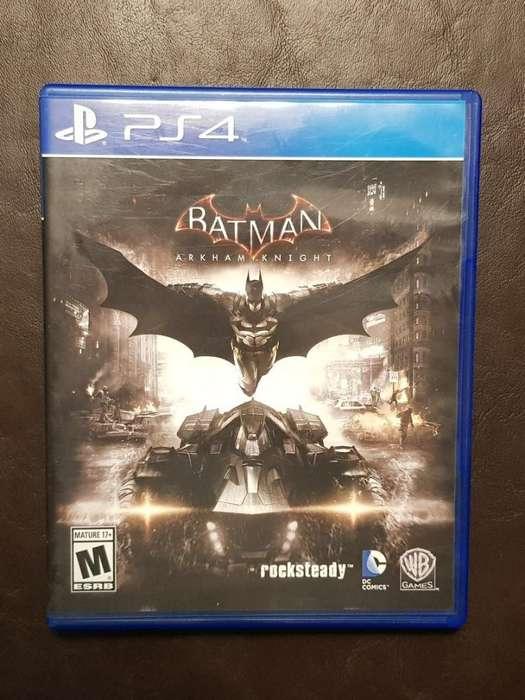 Batman Arkham Knight para Ps4