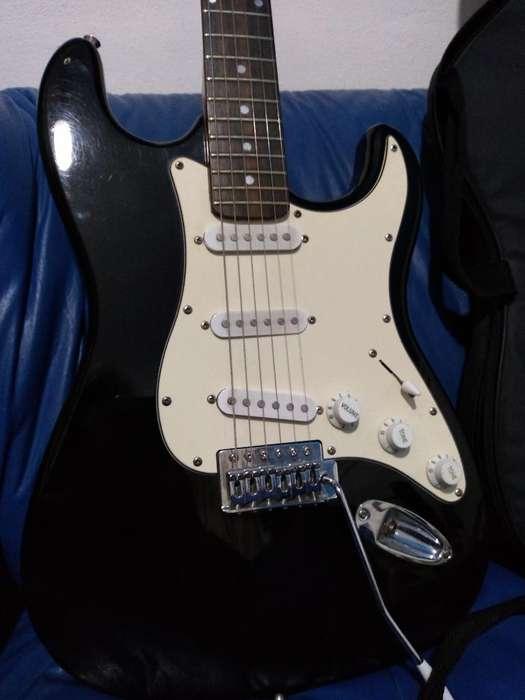 Guitarra Eléctrica Anderson con Funda