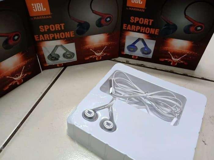 Auriculares Manos Libres JBL Originales Hs 53 Sport Earphone IN EAR